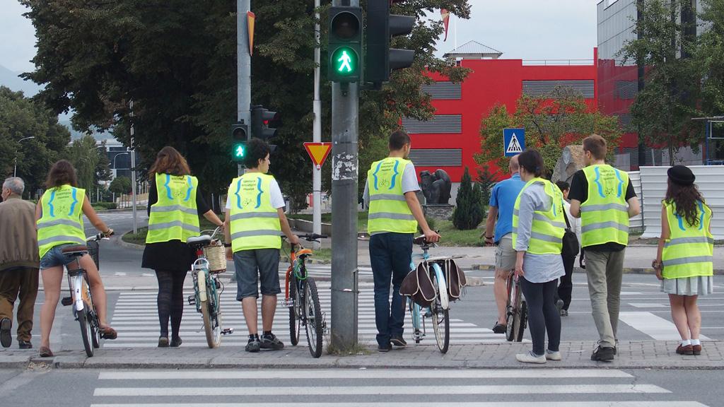 THE BICYCLE URBANISM UNIT